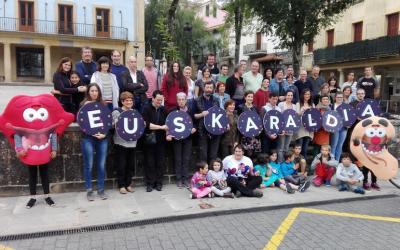 Euskaraldia Elgetan: indar handiagoarekin irailetik aurrera